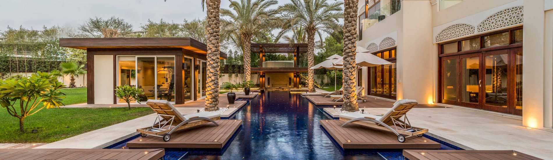 Dubai's Ultimate Mansions
