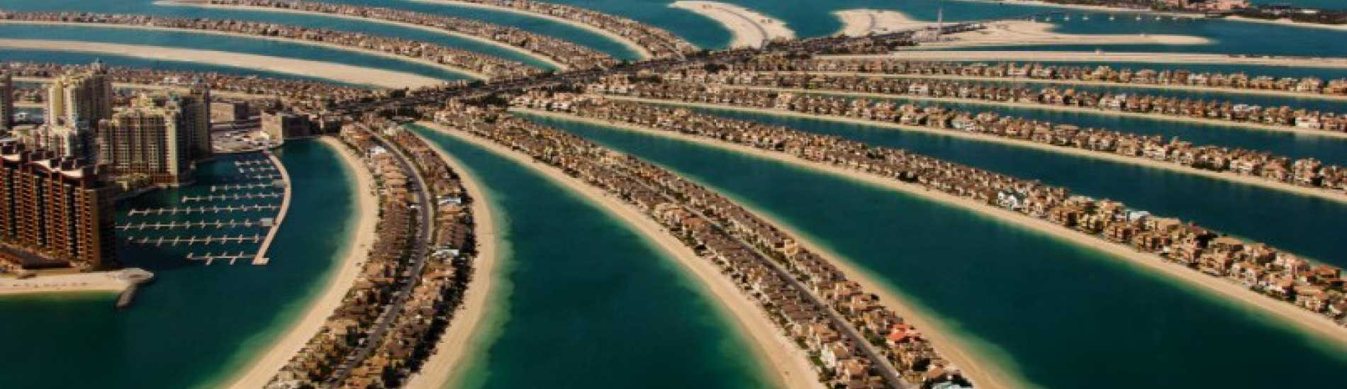 Most Palatial Villas on Palm Jumeirah