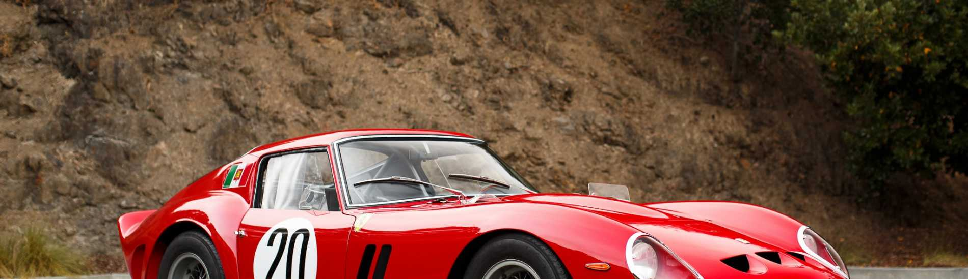 8 of the World's Most Sought-After Classic Cars