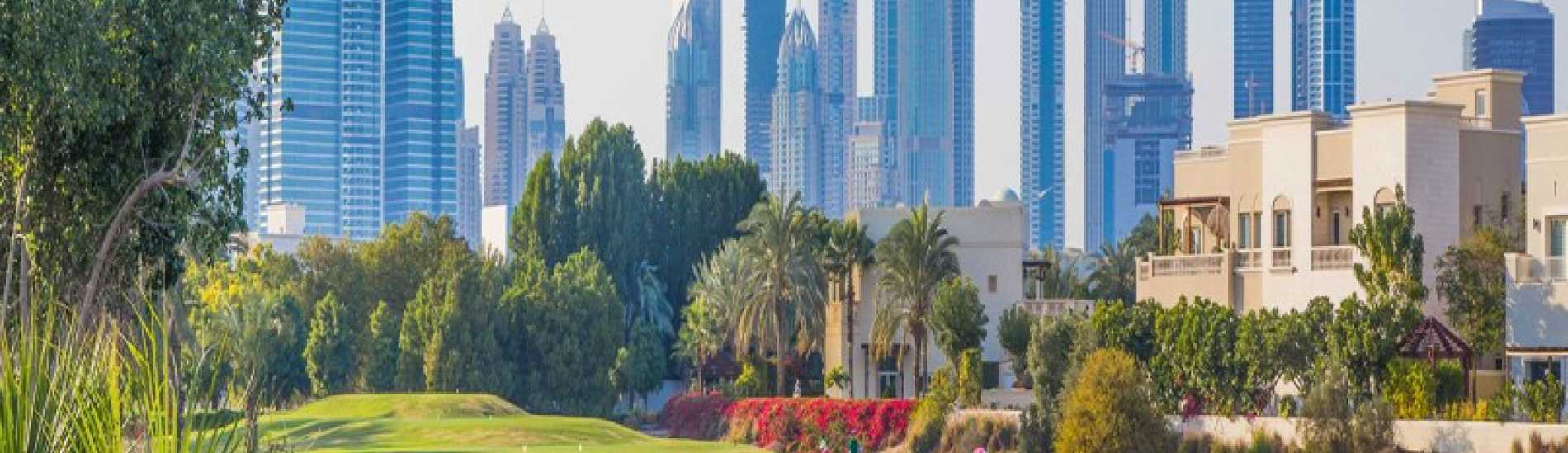 The Height of Exclusivity: Emirates Hills 18th April 2018