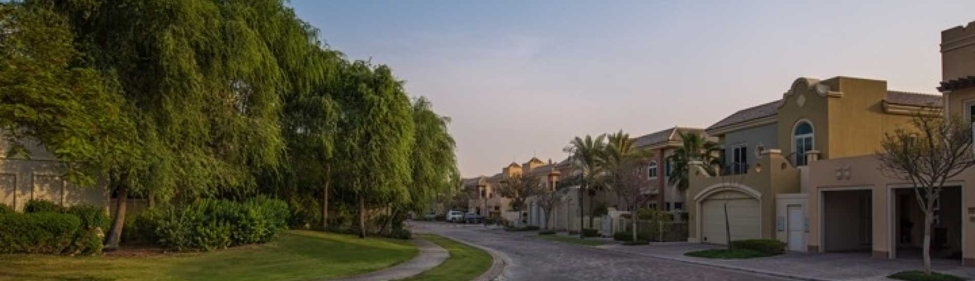 Dubai's Prime Investment Options Aren't In Prime Communities