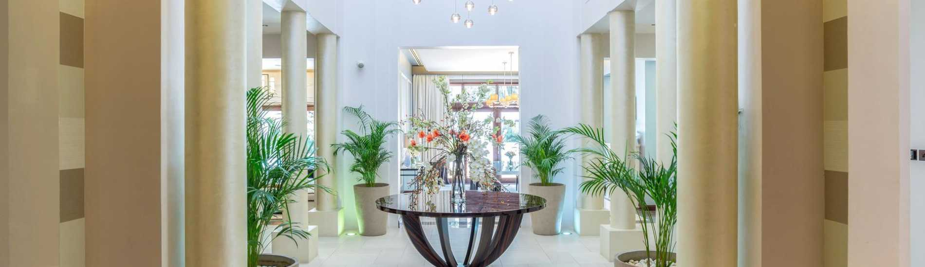 The National - Inside a Dh16m leafy villa in Dubai - in pictures