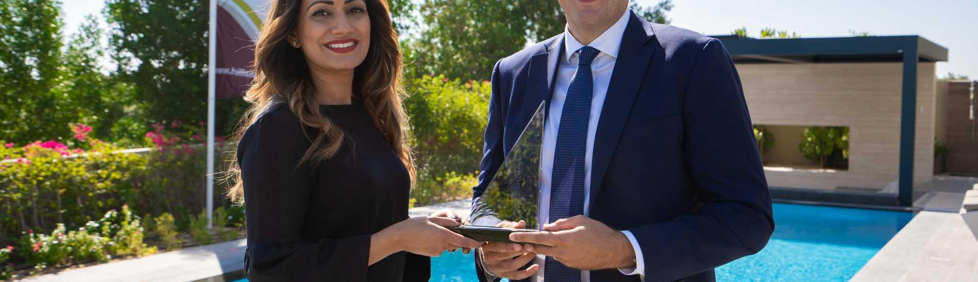 MENAFN - Dubai's Luxury Brokerage Ends Year on a High Note