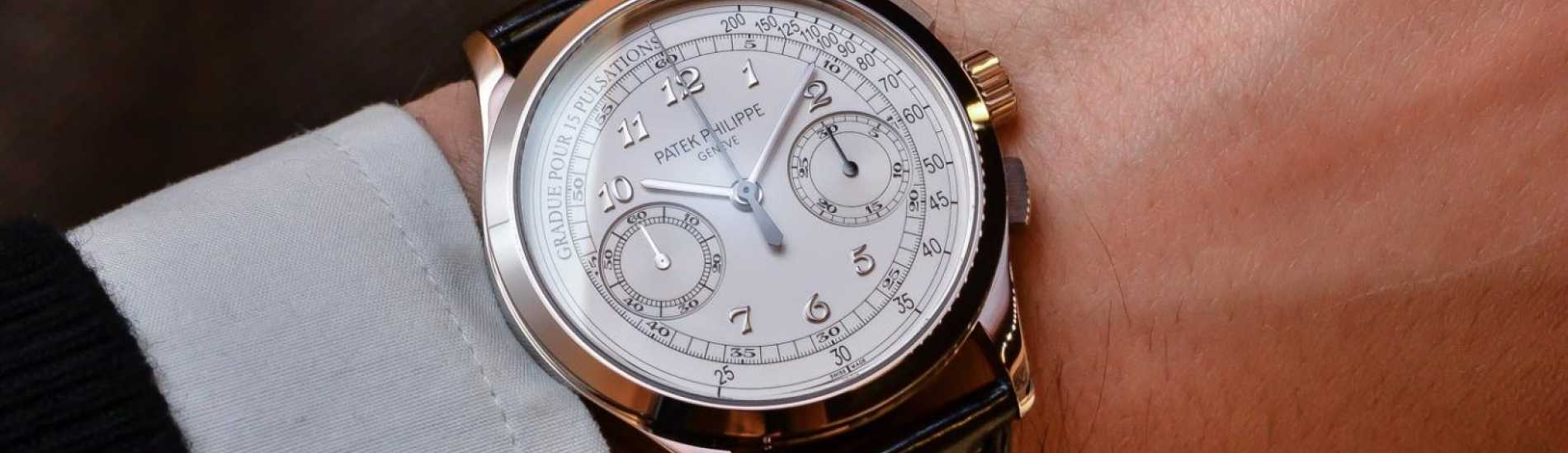 Standing the Test of Time - 7 of the World's Finest Watches