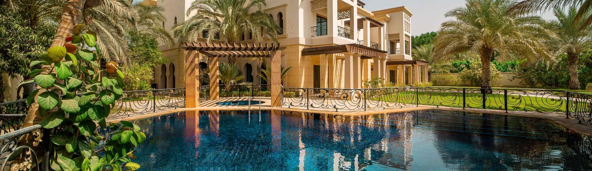5 Finest Dubai Mansions in 2019