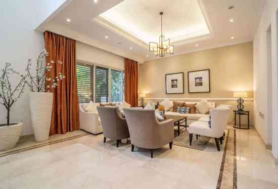 Luxury Property Dubai 4 Bedroom Villa for sale in District One Villas District One