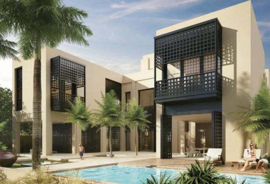 Luxury Property Dubai 6 Bedroom Villa for sale in District One Mohammad Bin Rashid City1