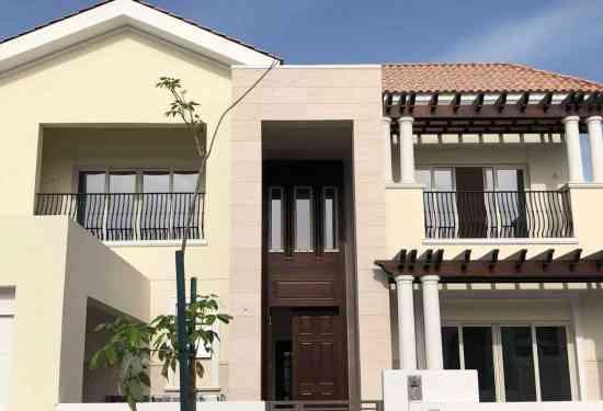 Luxury Property Dubai 4 Bedroom Villa for sale in District One Mohammed Bin Rashid City1