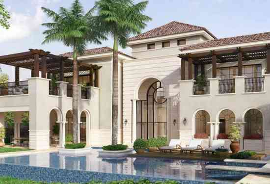 Luxury Property Dubai 7 Bedroom Villa for sale in District One Mohammed Bin Rashid City