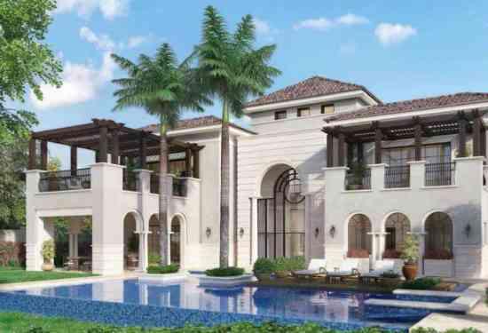 Luxury Property Dubai 8 Bedroom Villa for sale in District One Mohammed Bin Rashid City