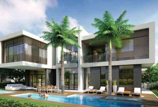 Luxury Property Dubai 7 Bedroom Villa for sale in District One Mohammad Bin Rashid City1