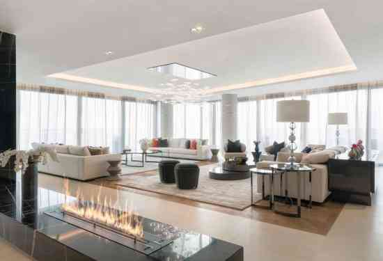 Luxury Property Dubai 5 Bedroom Penthouse for sale in Alef Residences Palm Jumeirah
