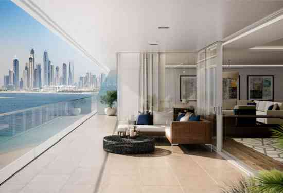 Luxury Property Dubai 3 Bedroom Penthouse for sale in Alef Residences Palm Jumeirah
