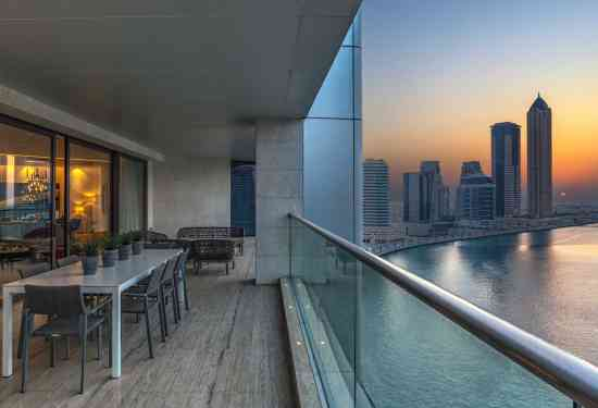 Luxury Property Dubai 5 Bedroom Penthouse for sale in Volante Tower Business Bay3