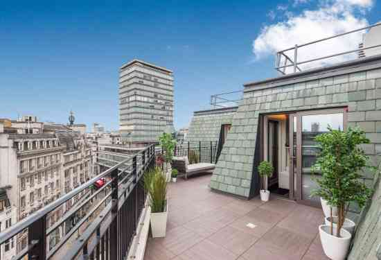 Luxury Property United Kingdom 4 Bedroom Penthouse for sale in St James's London