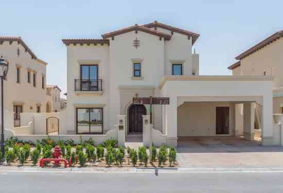 Luxury Property Dubai 4 Bedroom Villa for sale in Rasha Villas  Arabian Ranches2