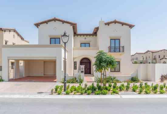 Luxury Property Dubai 4 Bedroom Villa for sale in Rasha Villas  Arabian Ranches
