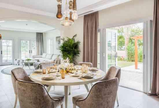 Luxury Property Dubai 5 Bedroom Villa for sale in Redwood Avenue Jumeirah Golf Estates3