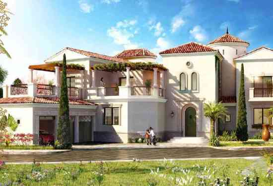 Luxury Property Dubai 7 Bedroom Villa for sale in Royal Golf Villas Jumeirah Golf Estates3