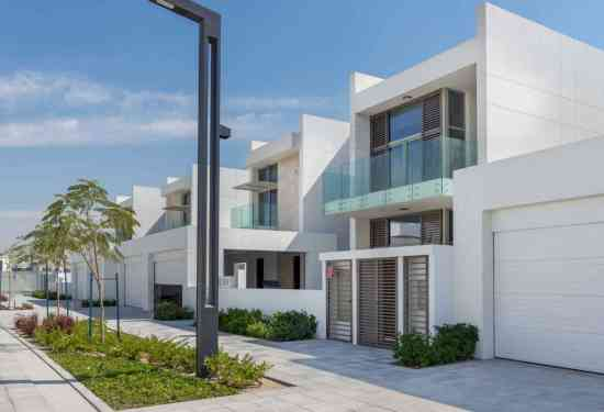 Luxury Property Dubai 4 Bedroom Villa for sale in District One Mohammed Bin Rashid City