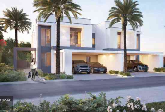 Luxury Property Dubai 5 Bedroom Villa for sale in Maple 1 Dubai Hills Estate1