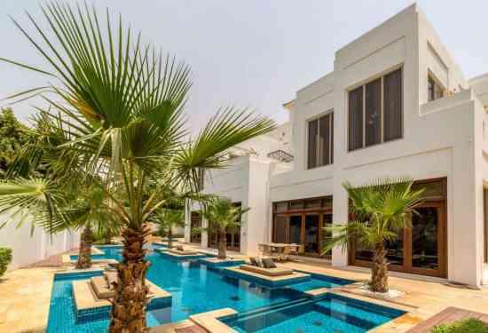 Luxury Property Dubai 6 Bedroom Villa for sale in Bromellia Al Barari