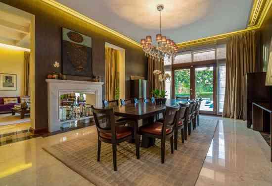 Luxury Property Dubai 5 Bedroom Villa for sale in Bromellia Al Barari