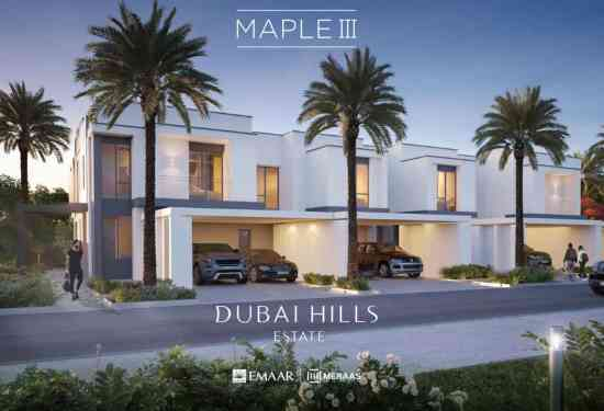 Luxury Property Dubai 5 Bedroom Villa for sale in Maple At Dubai Hills Estate Dubai Hills Estate2
