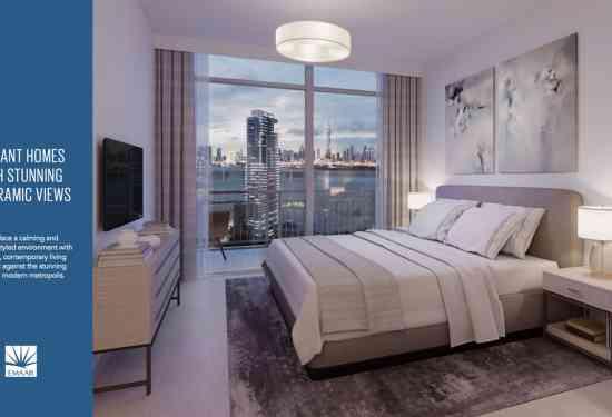 Luxury Property Dubai 3 Bedroom Apartment for sale in Creek Rise Dubai Creek Harbour2