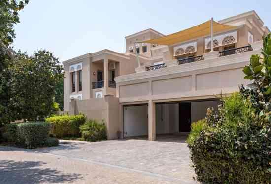 Luxury Property Dubai 7 Bedroom Villa for sale in Acacia Villas Al Barari
