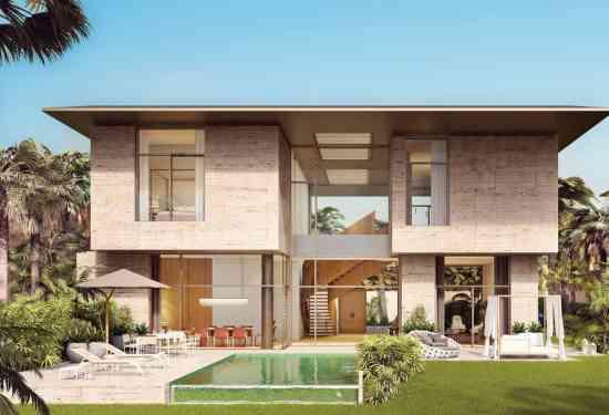 Luxury Property Dubai 6 Bedroom Villa for sale in Bulgari Residences Jumeirah2