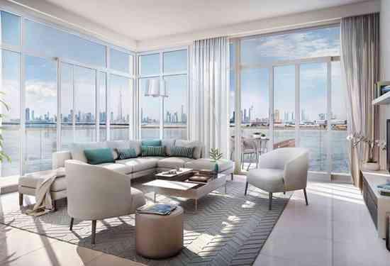 Luxury Property Dubai 3 Bedroom Apartment for sale in The Cove Dubai Creek Harbour3