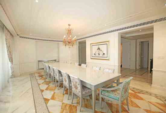 Luxury Property Dubai 3 Bedroom Serviced Residences for sale in Palazzo Versace Culture Village