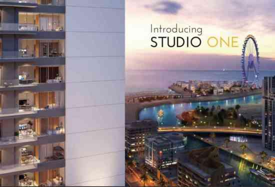 Luxury Property Dubai 2 Bedroom Apartment for sale in Studio One Dubai Marina1
