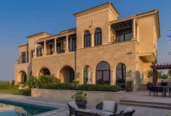 Luxury Property Dubai 6 Bedroom Villa for sale in Dubai Hills Mansions Dubai Hills Estate