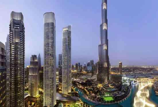 Luxury Property Dubai 4 Bedroom Penthouse for sale in IL Primo Downtown Dubai1