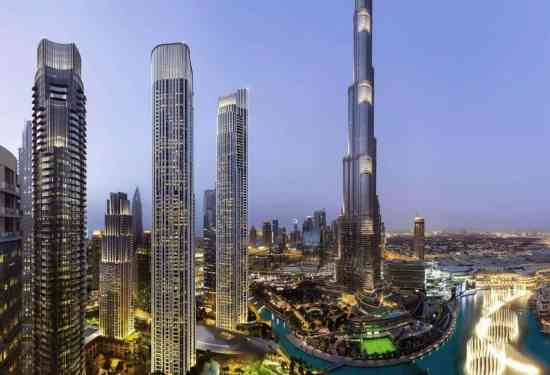 Luxury Property Dubai 5 Bedroom Penthouse for sale in IL Primo Downtown Dubai1