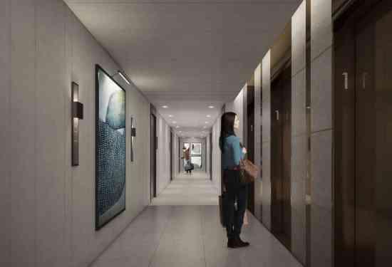 Luxury Property Dubai 2 Bedroom Apartment for sale in Wilton Terraces Mohammed Bin Rashid City