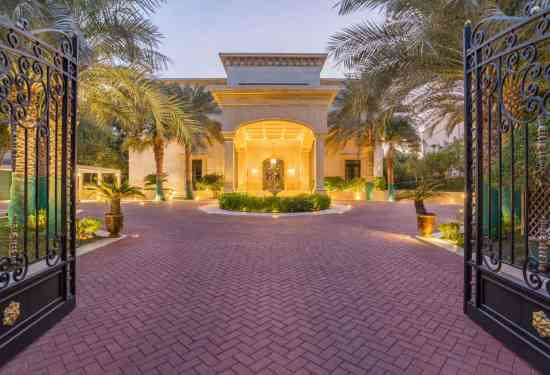 Luxury Property Dubai 8 Bedroom Villa for sale in Sector R Emirates Hills1