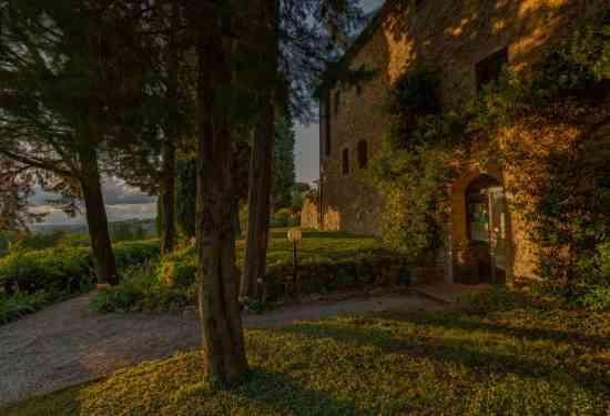 Luxury Property Italy 7 Bedroom Villa for sale in Beautiful Winery With Agriturismo Florence