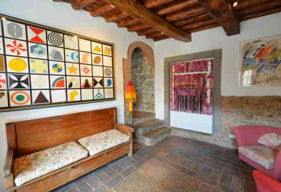 Luxury Property Italy 32 Bedroom Villa for sale in Fattoria La Corte Florence