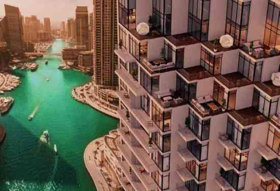 Luxury Property Dubai 1 Bedroom Apartment for sale in LIV Residence Dubai Marina