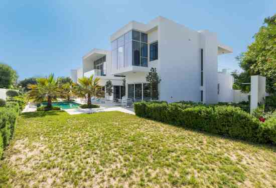 Luxury Property Dubai  4 Bedroom Villa for sale in The Nest Al Barari