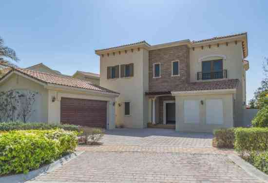 Luxury Property Dubai 5 Bedroom Villa for sale in Lime Tree Valley Jumeirah Golf Estates3