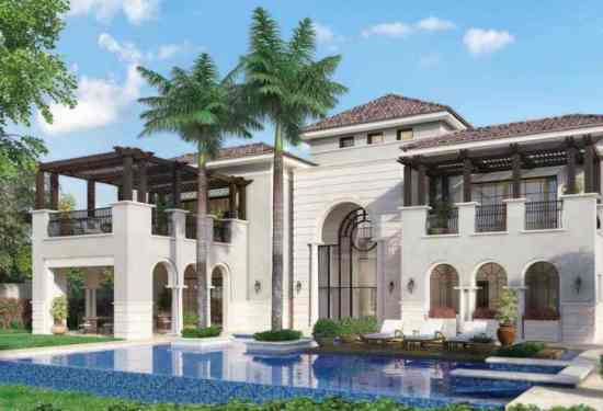 Luxury Property Dubai 8 Bedroom Villa for sale in District One Mohammed Bin Rashid City2