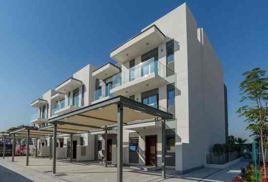 Luxury Property Dubai 4 Bedroom Villa for sale in Sobha Hartland Mohammed Bin Rashid City2