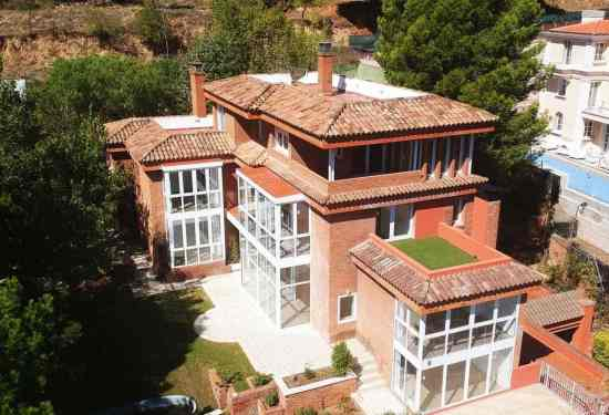 Luxury Property Spain 6 Bedroom Villa for sale in Pedralbes Barcelona2