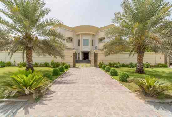Luxury Property Dubai 5 Bedroom Villa for sale in Jumeirah Villas Jumeirah1