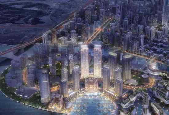 Luxury Property Dubai 3 Bedroom Apartment for sale in Harbour Views 2 Dubai Creek Harbour1