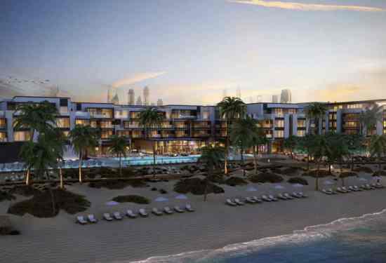 Luxury Property Dubai 4 Bedroom Villa for sale in Nikki Beach Pearl Jumeirah2